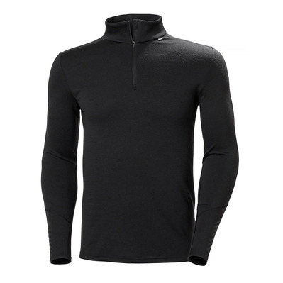 HELLY HANSEN - LIFA MERINO MIDWEIGHT - Sous-couche Homme black