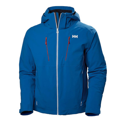 HELLY HANSEN - ALPHA 3.0 JACKET Homme ELECTRIC BLUE