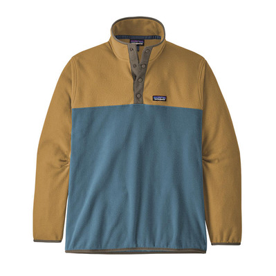 PATAGONIA - MICRO D SNAP-T - Polar hombre pigeon blue