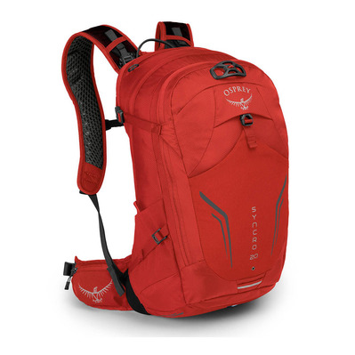 OSPREY - SYNCRO S19 20L - Sac à dos Homme firebelly red