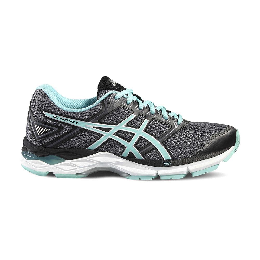 ASICS Asics GEL-PHOENIX 8 - Running Shoes - Women's - carbon/aruba ...