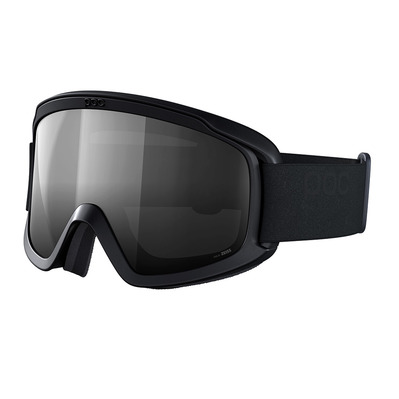 POC - OPSIN - Masque ski all black/neutral grey no mirror