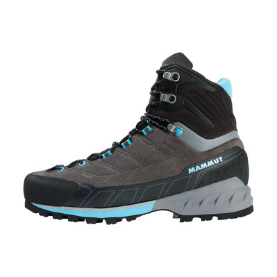 MAMMUT - KENTO TOUR HIGH GTX® - Zapatillas de alpinismo mujer dark titanium/whisper