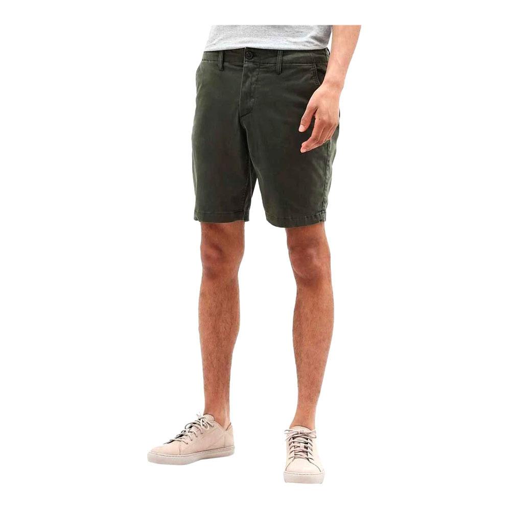Especial Pantalones Timberland Stretch Satin Chino Short Hombre Satin Private Sport Shop