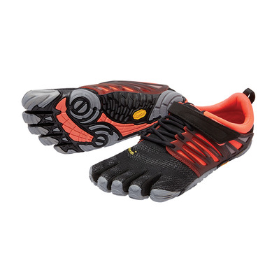 FIVEFINGERS - Five Fingers V-TRAIN - Trainingsschuhe - Frauen - black/coral/grey