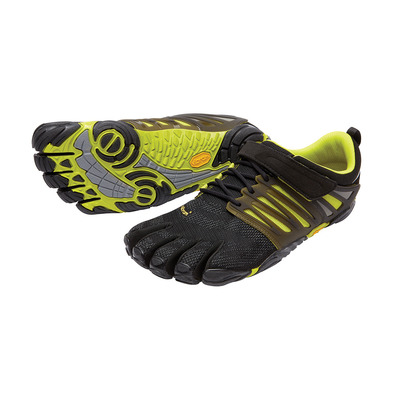FIVEFINGERS - Five Fingers V-TRAIN - Trainingsschuhe - Männer - black/green