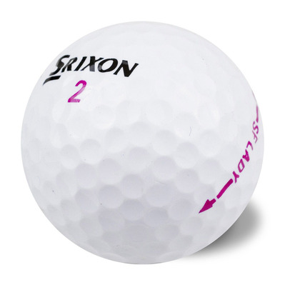 SRIXON - SOFT FEEL LADY - Bälle x50 - Qualitätsstufe A/B