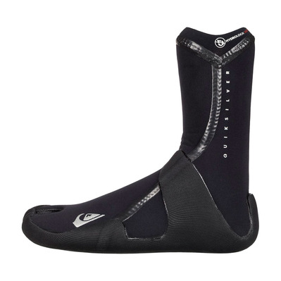 QUIKSILVER - HIGHLINE LITE - Surf Socks - 5mm Junior - black