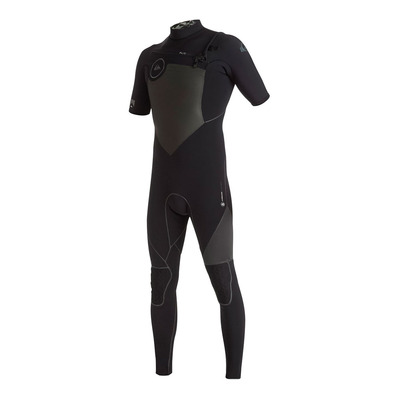 QUIKSILVER - HIGHLINE PERFORMANCE - Wetsuit - 2/2mm Men's - black