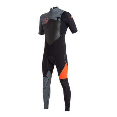 QUIKSILVER - HIGHLINE PERFORMANCE - Wetsuit - 2/2mm Men's - flame