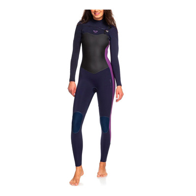 ROXY - PERFORMANCE - Wetsuit - 3/2mm Women's - deep indigo/dark violet