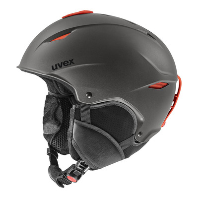 UVEX - PRIMO - Casque Homme slate orange mat