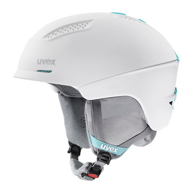 UVEX - CASQUE UVEX ULTRA Femme WHITE MINT MAT