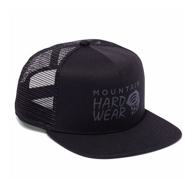 MOUNTAIN HARDWEAR - MHW LOGO - Gorra black