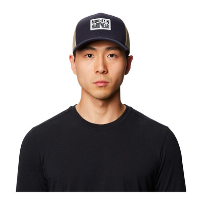 MOUNTAIN HARDWEAR - HARWARE MHW - Gorra dark zinc