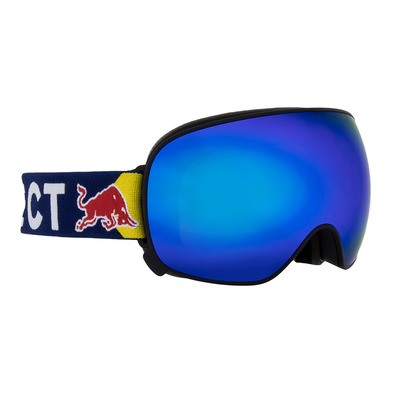 RED BULL - MAGNETRON 011 - Gafas de esquí black/blue snow