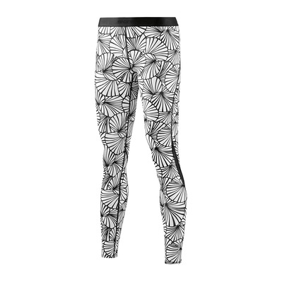 SKINS - DNAMIC - Tights - Women's - graphic sunfeather black&white