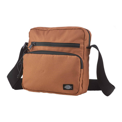 Dickies - GILMER CROSSBODY 1,9 l - Umhängetasche - brown duck