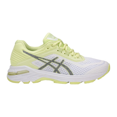 ASICS - GT-2000 6 LITE-SHOW - Running Shoes - Women's - white/silver/limelight