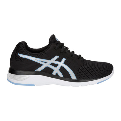 ASICS - GEL-MOYA - Running Shoes - Women's - black/silver