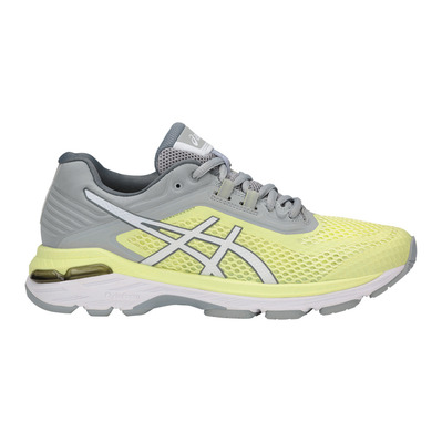 ASICS - GT-2000 6 - Running Shoes - Women's - limelight/white/mid grey