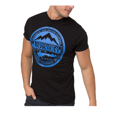 GEOGRAPHICAL NORWAY - JARIDON - T-Shirt - Männer - black