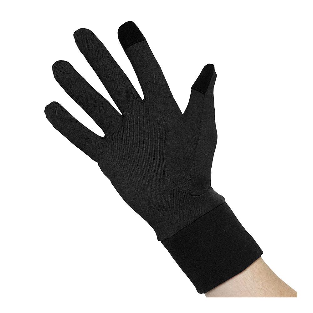 RUNNING GEAR Asics BASIC - Gloves - performance black - Private ...