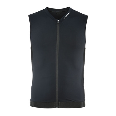 DAINESE - AUXAGON WAISTCOAT - Gilet protection dorsale Homme stretch-limo/stretch-limo
