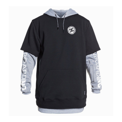 DC SHOES - DRYDEN - Sweat Homme highrise