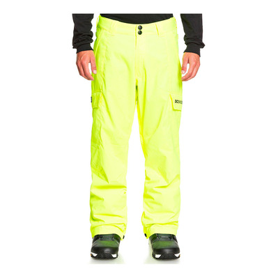 DC SHOES - BANSHEE - Pantaloni Uomo safety yellow