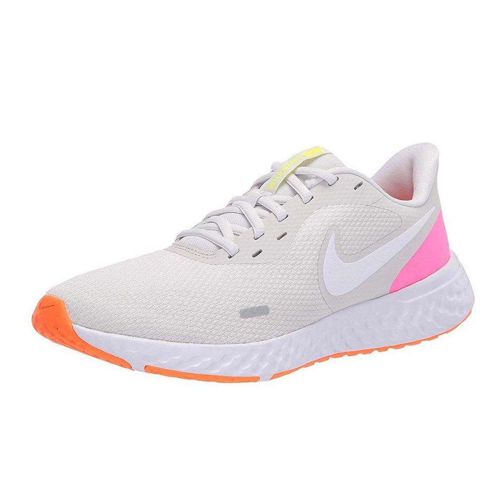 veinte cirujano muerto  NIKE Nike REVOLUTION 5 - Zapatillas de running mujer white/orange/pink -  Private Sport Shop