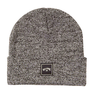 BILLABONG - STACKED HEATHER - Gorro black