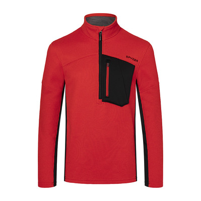 SPYDER - BANDIT - Polaire Homme bright red