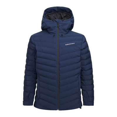 PEAK PERFORMANCE - FROST - Ski-Daunenjacke - Männer - blue shadow