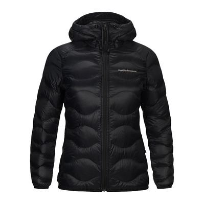 PEAK PERFORMANCE - W Helium Hood Jacket Black Femme Black