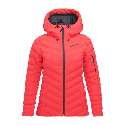 PEAK PERFORMANCE - FROST - Doudoune ski Femme polar red