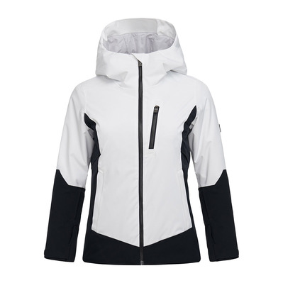 PEAK PERFORMANCE - W Scoot Jacket Offwhite Femme Offwhite