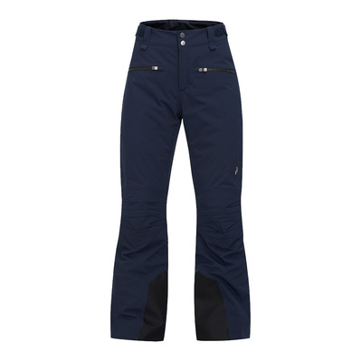 PEAK PERFORMANCE - SCOOT - Pantalón mujer blue shadow
