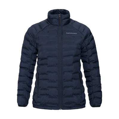 PEAK PERFORMANCE - WArgon Light Jkt Blue Shadow Femme Blue Shadow