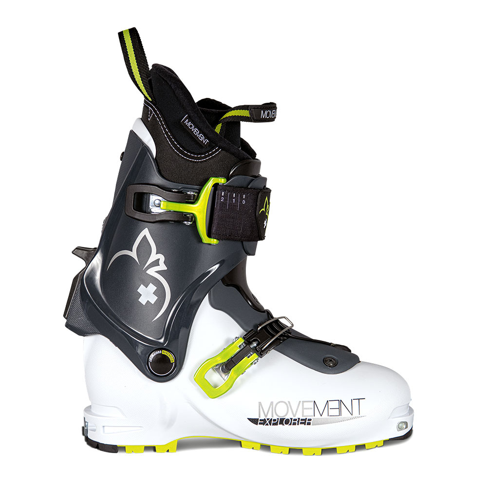 MOVEMENT - EXPLORER BOOTS Unisexe White/green
