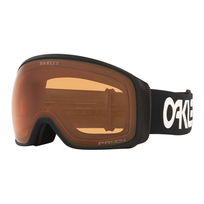 OAKLEY - FLIGHT TRACKER XL - Masque ski factory pilot black/prizm snow persimmon