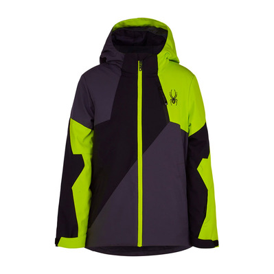 SPYDER - AMBUSH - Veste ski Junior dark grey