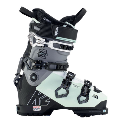 K2 - MINDBENDER 90 ALLIANCE - Scarponi da sci Donna black/mint