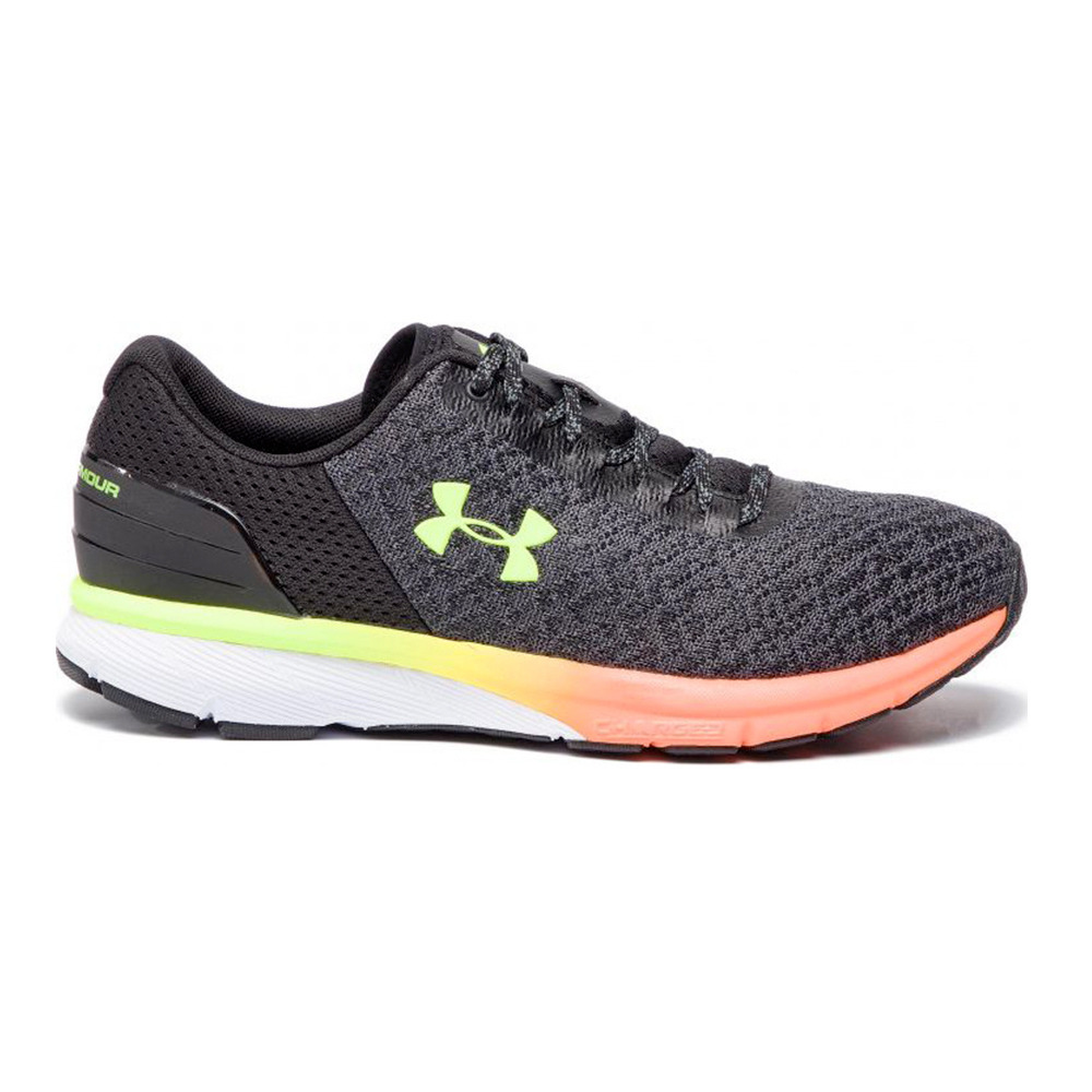Black Under Armour Charged Escape 2 Mens Running Shoes