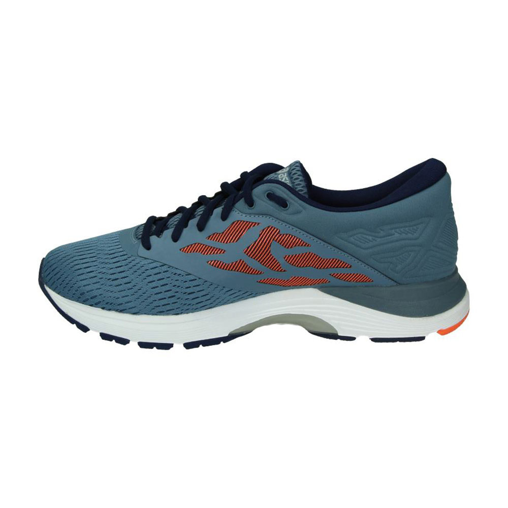 Mancha cobertura tenga en cuenta  TRAIL RUNNING SHOES Asics GEL-FLUX 5 - Running Shoes - Men's - steel  blue/peacoat - Private Sport Shop