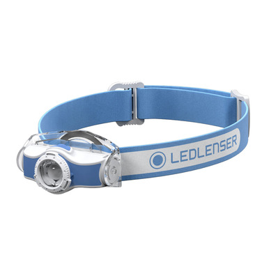 LEDLENSER - MH3 - Headlamp - blue