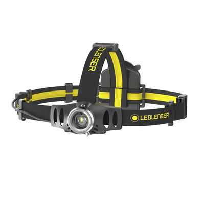 LEDLENSER - iH6 - Headlamp - black
