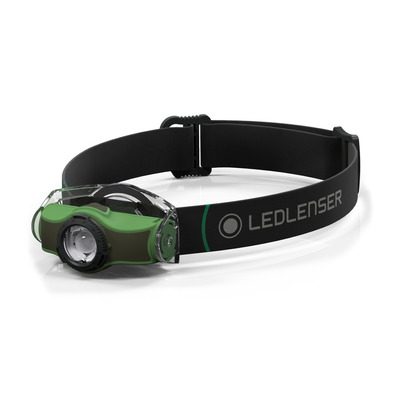 LEDLENSER - MH4 - Headlamp - green