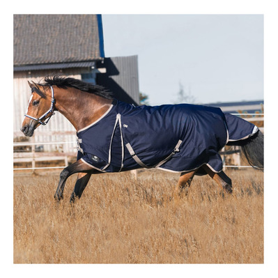 JACSON - ENZO - Waterproof Blanket - navy