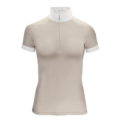 JACSON - SIENNA - Competition Polo - Women's - beige